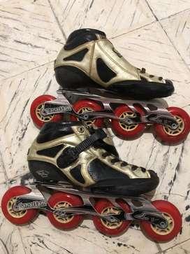 Vendo patines canariam