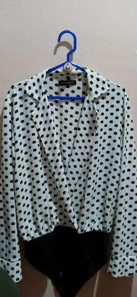 Blusa Malabar talla L