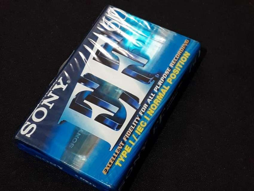 Casette Casete de Musica Sony Ef Nuevo 0