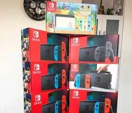 Nintendo Switch Caja Roja Nuevos