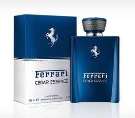Perfume Ferrari Cedar Essence Edp 100ml Hombre Eros