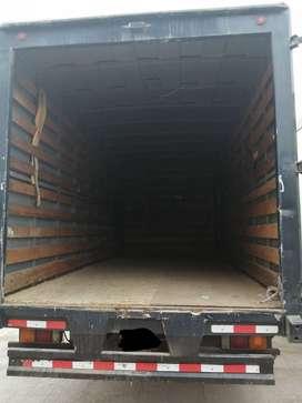 Chofer A2B para camion de 5 tons c/experiencia