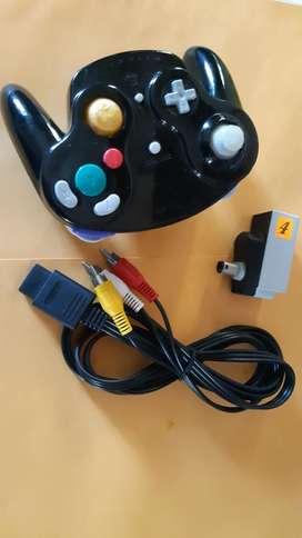 Cable Nes Snes Gc Nintendo Cube Partes X