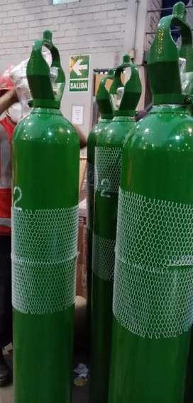 Balones de oxigeno de 10 m 3