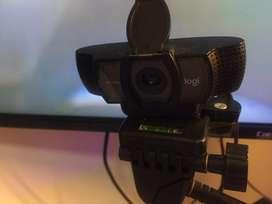Camara logitech 1080 HD
