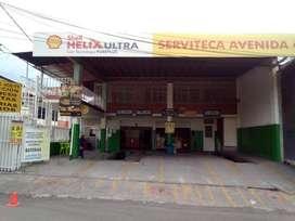 VENTA DE NEGOCIO (LAVADERO-LUBRICACION-ALINEACION)
