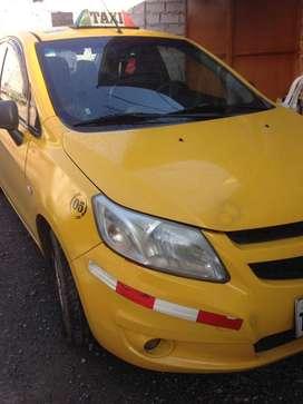Chevrolet Sail Taxi