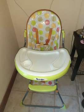Vendo silla para bebé en muy buen estado