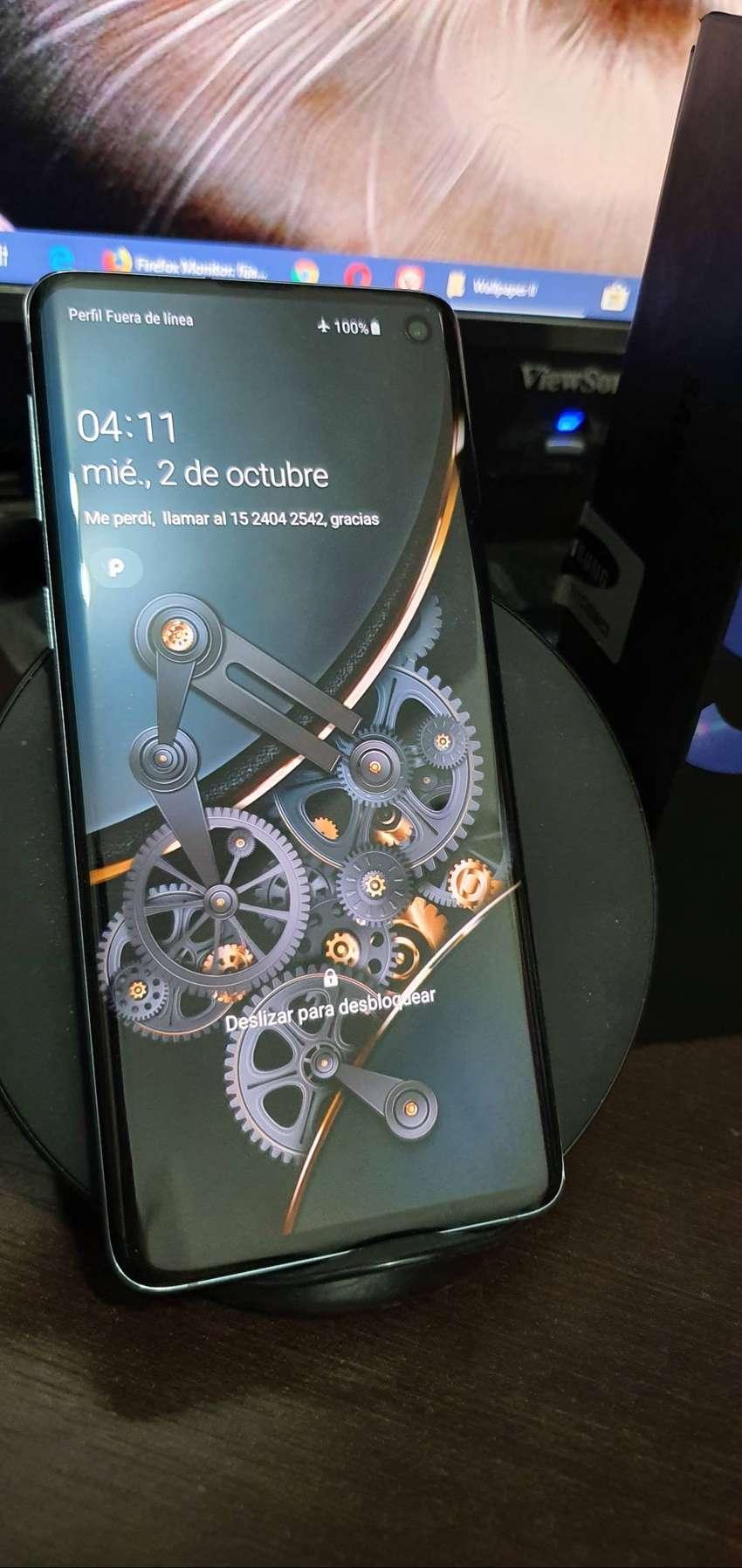 Samsung Galaxy S10 0
