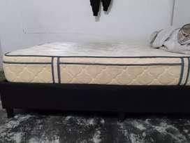 Vendo cama casi nueva