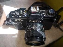 Canon FTb Rollo