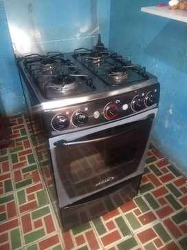 Estufa usada poco uso