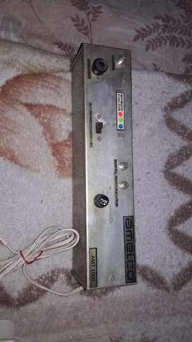 Amplificador de señal antenas tv y fm
