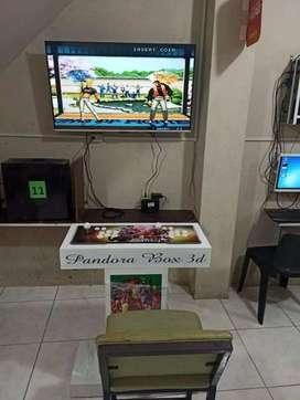 Muebles para consolas arcade box pandora