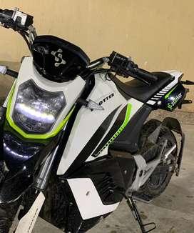Moto electrica starker trotter 2020