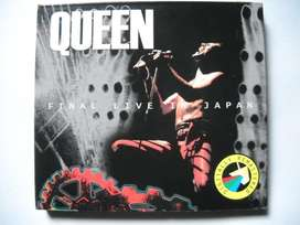 queen final live in japan consultar 2 cd impecables