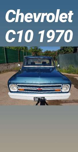 Chevrolet C10 1970