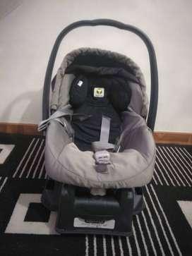 Silla para Carro bebé de 8 meses a 2 años