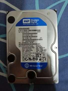 Disco duro 640gb para pc