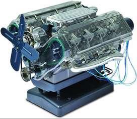 Juguete Trends UK Haynes, construye tu propio motor V8