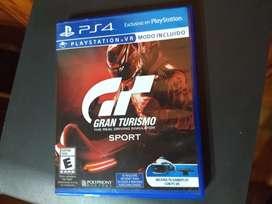 Gran Turismo Sport Ps4 Físico