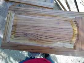 Trabajos en carpintería con exelente acabado, estamos disponibles