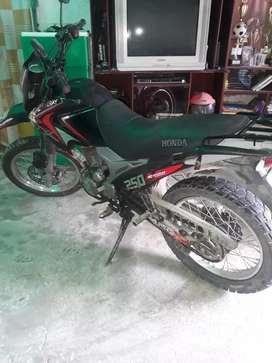 Vendo moto shineray