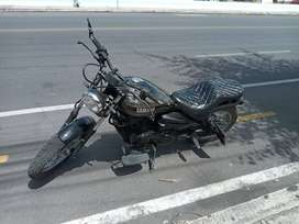 Moto Yamaha  Excelente Estado Apto para toda prueba.