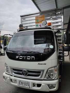 Camión Fotón Aumark TX 5511 capacidad 3 ton