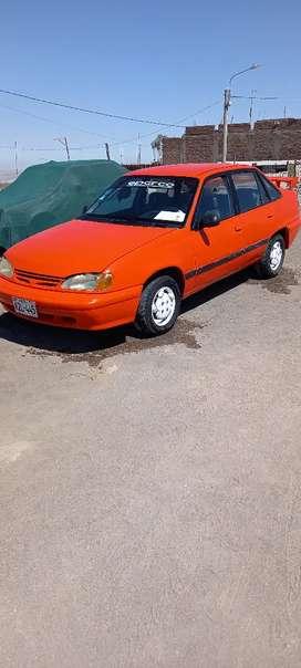 Vendo auto Daewoo