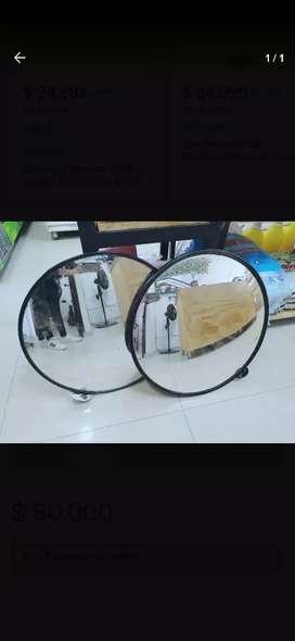 Se venden espejos de seguridad convexos