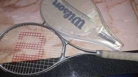 Raquetas e tenis exelente estado