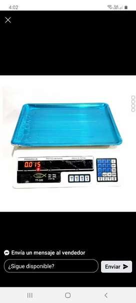 Bascula 40 kilos