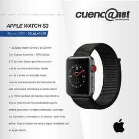 Apple Watch Series 3 Gps 42Mm Cel. Lte