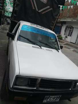 Vendo Camioneta chebrolet luv 1600