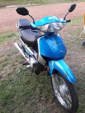 Quiero vender una moto 110 mod 2017
