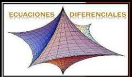 Clases Particulares a domicilio de Matemáticas, Física e Inglés de bachillerato y Cálculo universitario.