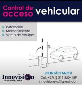 Instalación mantenimiento puerta vehicular automatización
