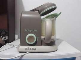 Procesador de alimentos babycook