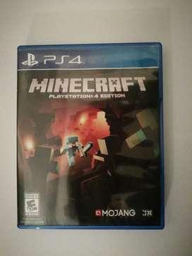Minecraft original play Station edition