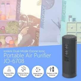 Purificador ionico de ozono