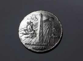 Medalla conmemorativa, 400 años de Buenos Aires