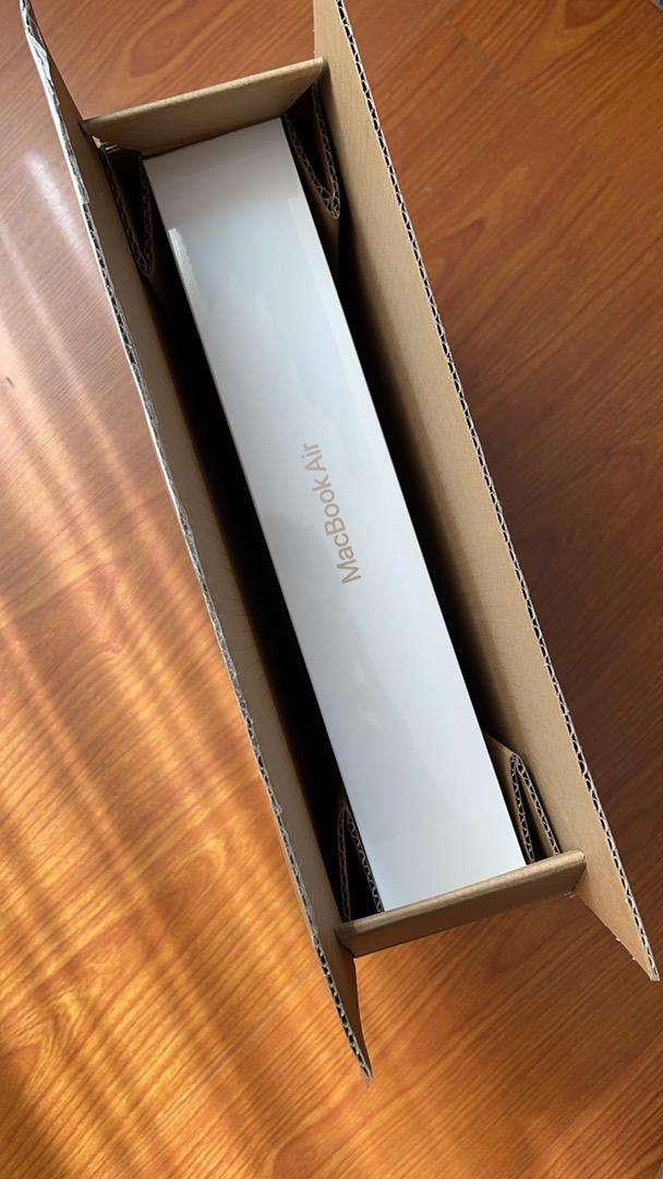 MacBook Air 256gb ChipM1 2021 0