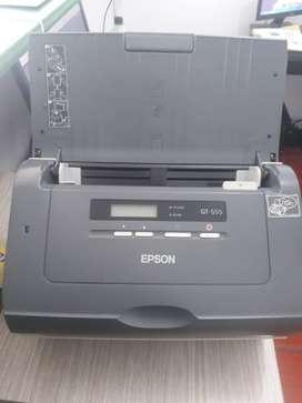 SCANNER Epson GT-S55/55N  ECONÓMICO