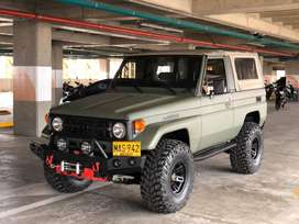 Toyota Land Cruiser 4.5 injection