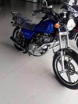 MOTO ZUNGSHEN GN150