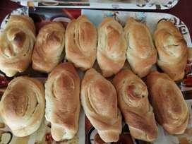 Clases de panadería artesanal y pastelería