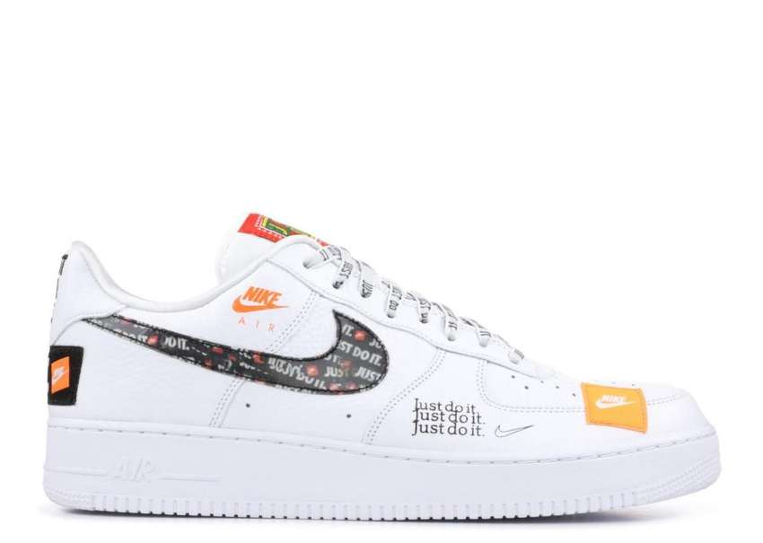 Zapatillas Nike Air Force 1'07 PRM 'Just Do It' 0