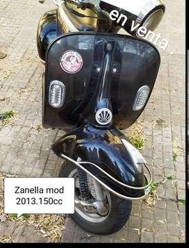 Scooter Zanella mod.