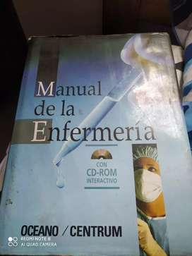 Libro Manual de Enfermería